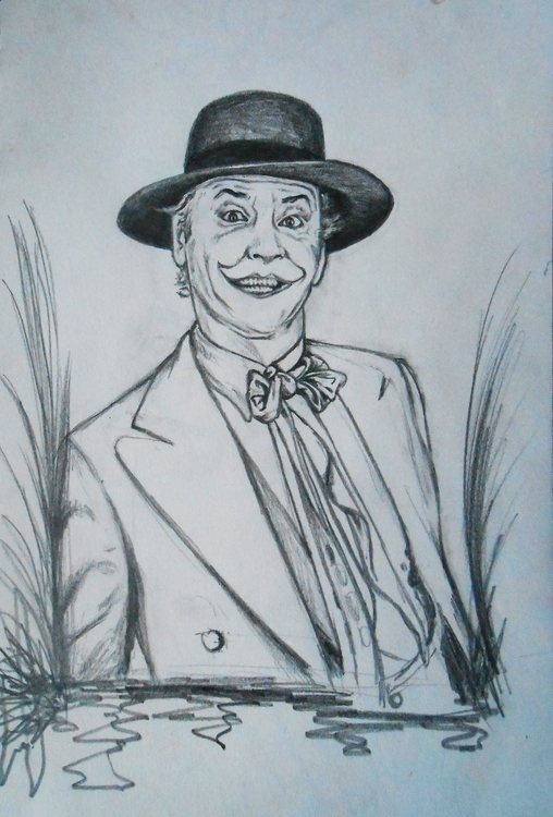 Jack Nicholson (Joker - halynapovhanych | ello