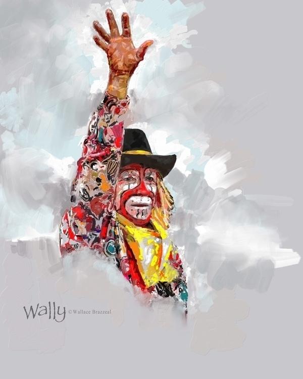Clown - brazwally | ello