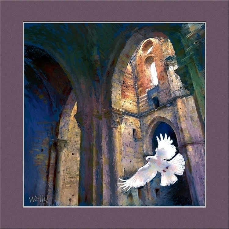 White Dove - brazwally | ello