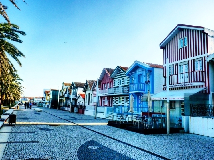 Costa Nova , Aveiro - Portugal - ismailsaritunc | ello