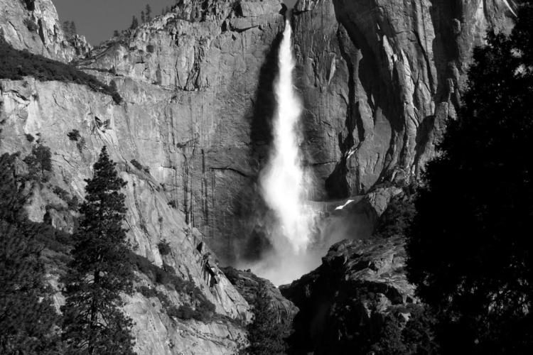 Yosemite Falls motion - photography - cannonball-2457 | ello