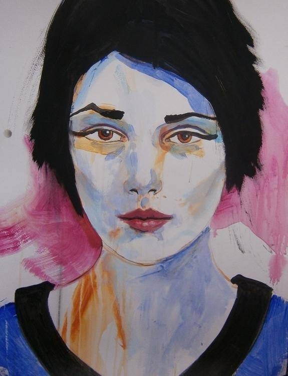 painting, drawing - rickuhn | ello