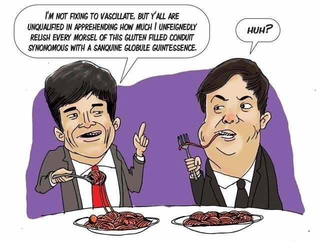 political cartoons - illustration - fidelectus | ello