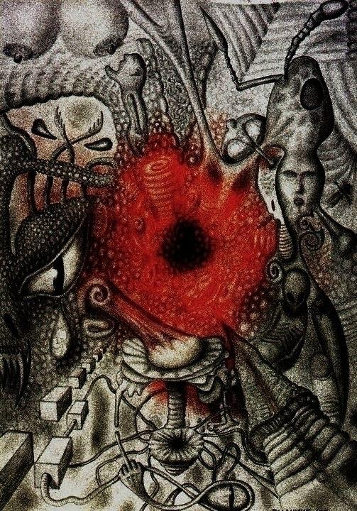 Hallucinogenesis (Anus Fear), p - przemek-4429   ello