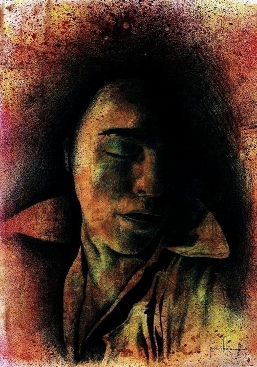 Sleepdealer Weird Portraits ser - przemek-4429   ello