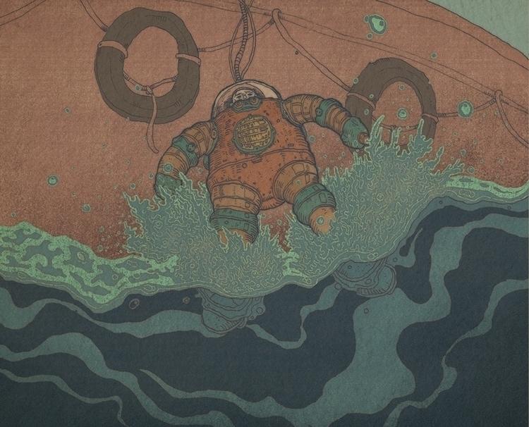 Deep Sea story Sean Bright, exp - xuanquyen | ello