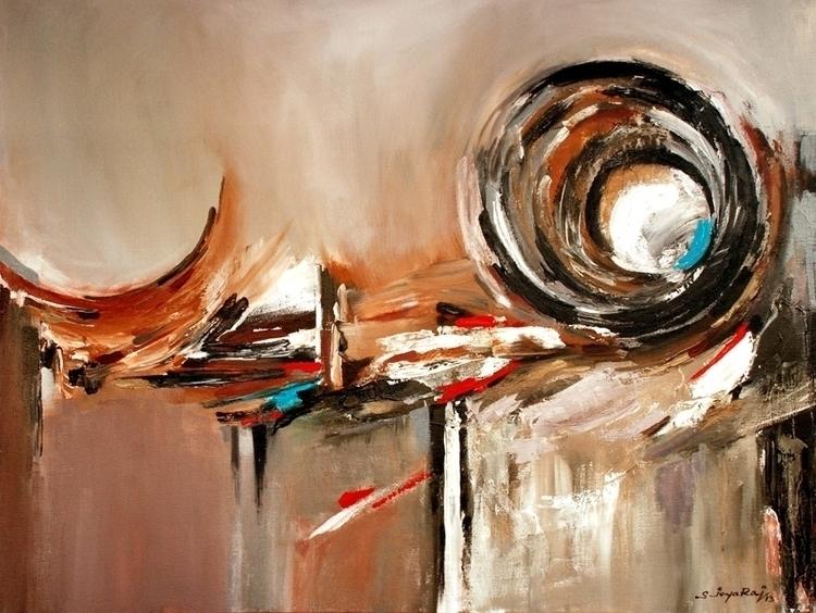 painting, water, acryliconcanvas - sjayaraj999 | ello