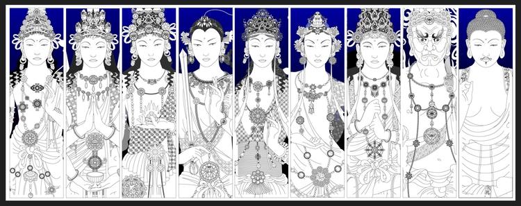 illustration - yasutaka | ello