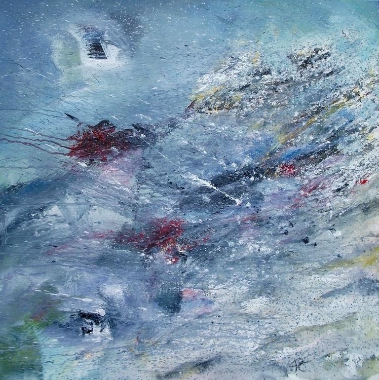 wegspoelen Flush 80 cm - painting - xplore-1239 | ello