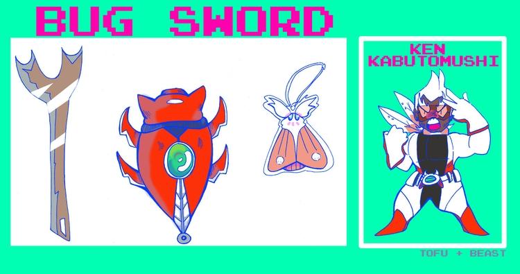 Card set+character design card  - tofuplusbeast | ello