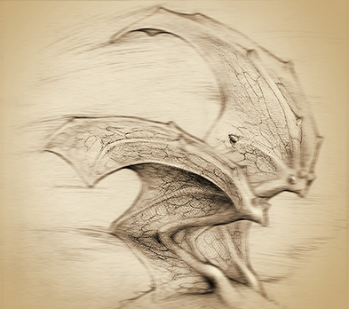 Wings - original illustration A - rocky-1221 | ello