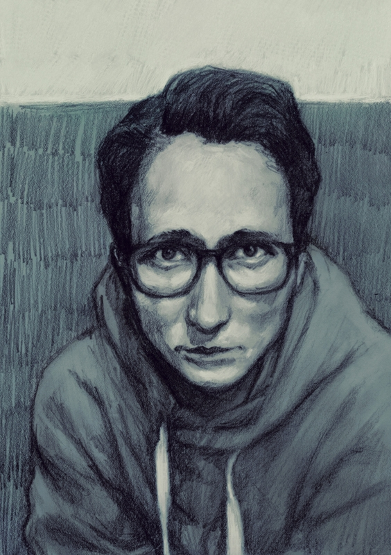 illustration, portrait, mixedmedia - tomsoftley | ello