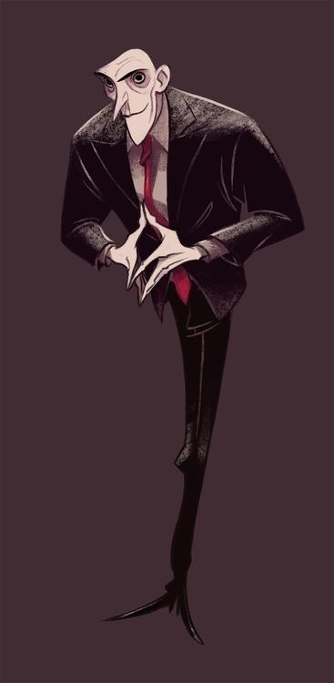 (1 - characterdesign - carrececile | ello