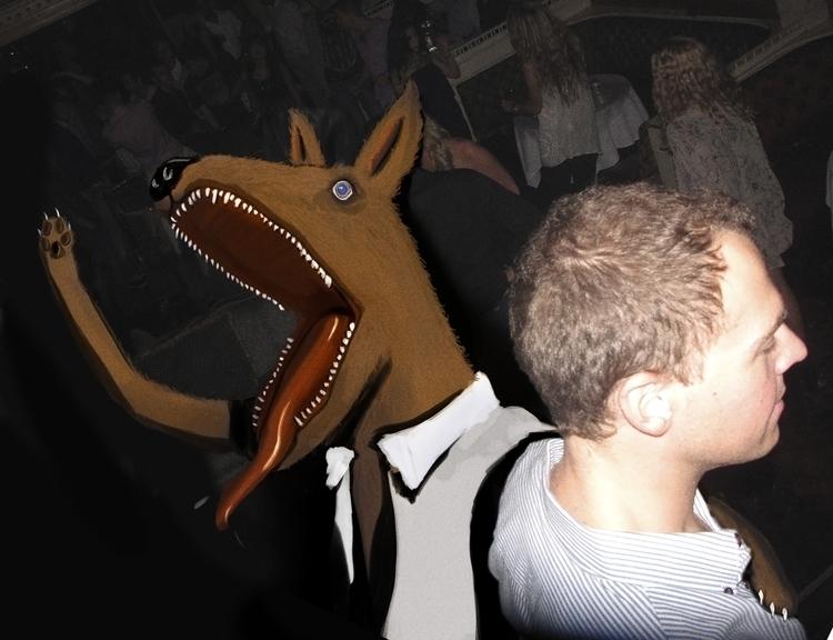 animals, party - skuggan | ello