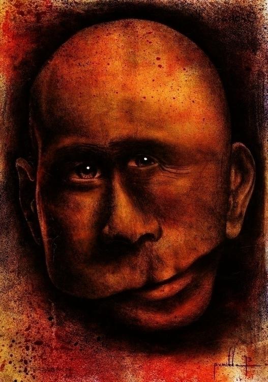 Orphalis III Weird Portraits se - przemek-4429 | ello