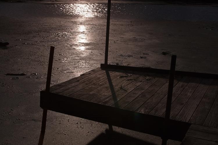 Dock Dawn - photography, nature - beatydigi | ello
