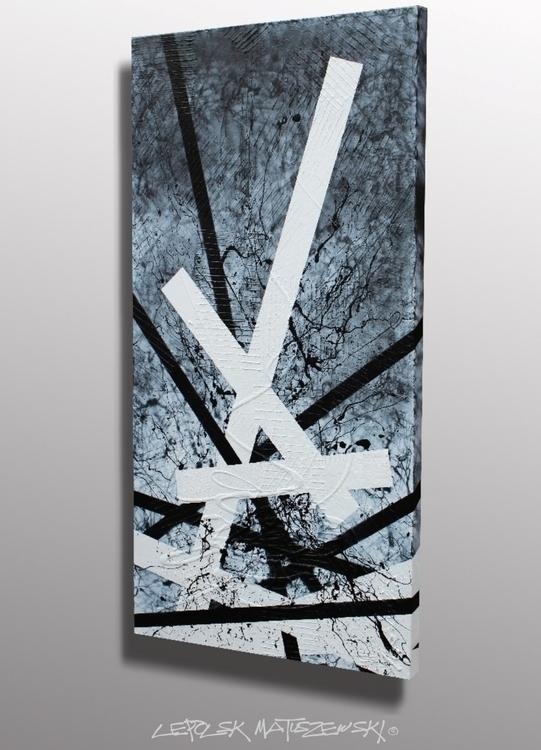 Lepolsk 150x50cm Abstract expre - lepolsk-1257 | ello