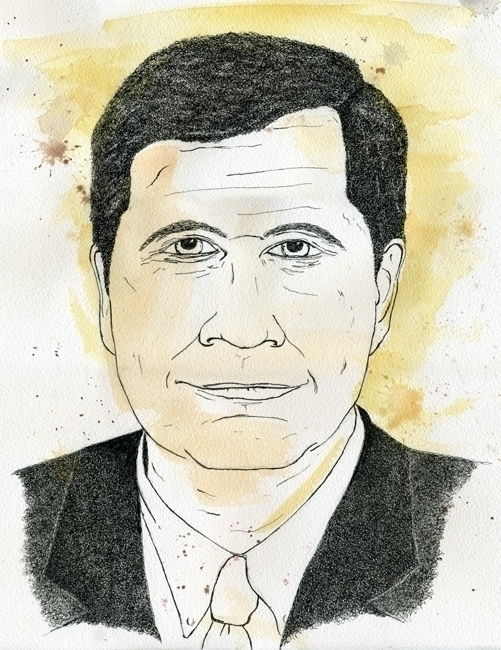 John Kasich Illustration - political - gtnelson | ello
