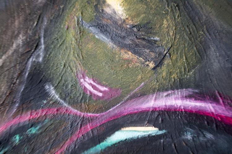 Konklave work - painting - fatma-5606 | ello
