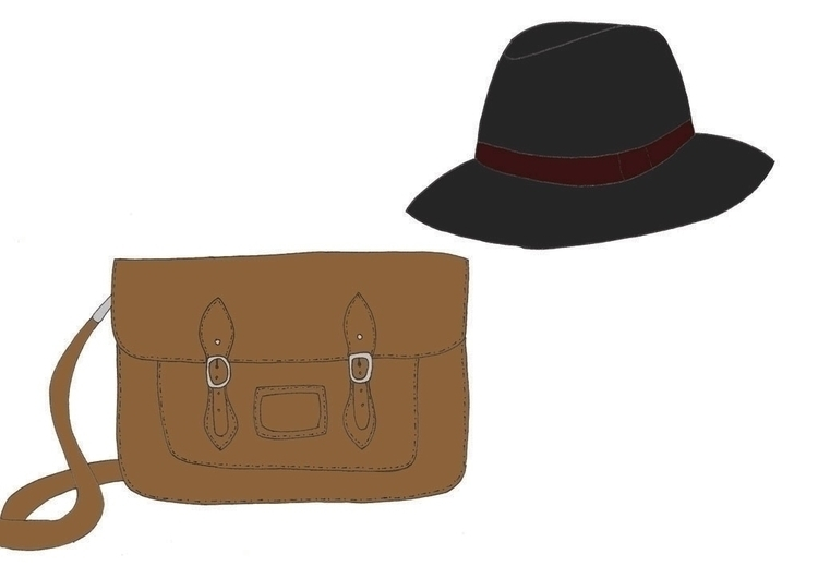 day favourites  - Satchel,Cambridgesatchel,fedorahat - vintage_reflection | ello