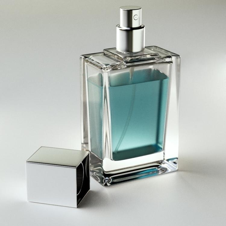 Perfume - CGI - 3dsmax, 3d, 3dart - edivan-5333 | ello