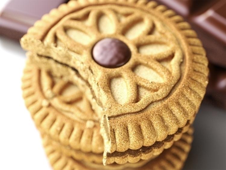 Bolacha - CGI close - biscoito, 3dsmax - edivan-5333 | ello