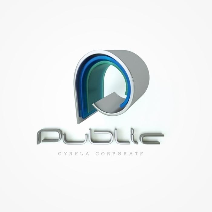 Estudos de logos 3d / Agência:  - edivan-5333   ello