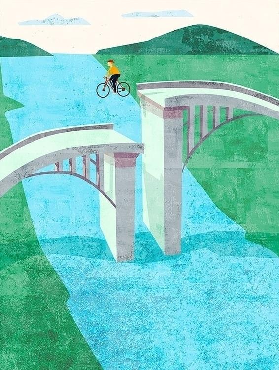 piece called cross bridge edito - anthonyforonda | ello