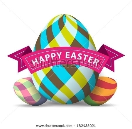 Happy easter eggs - illustration - ngocdai86 | ello