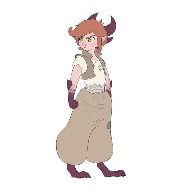 outfit concept - characterdesign - hannahspangler | ello