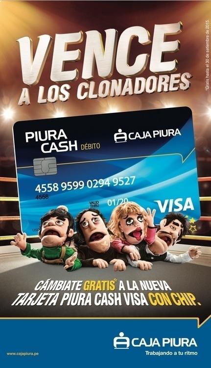 Vinil aviso / Cliente: Caja Piu - elrodro | ello