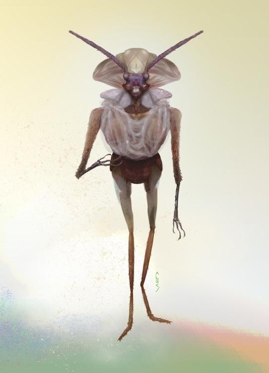 Creature Design - characterdesign - alecs-1191 | ello