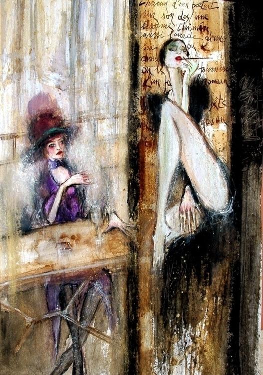 Paris Bistrot: Madame Cocotte - paris - ophelia-7313 | ello