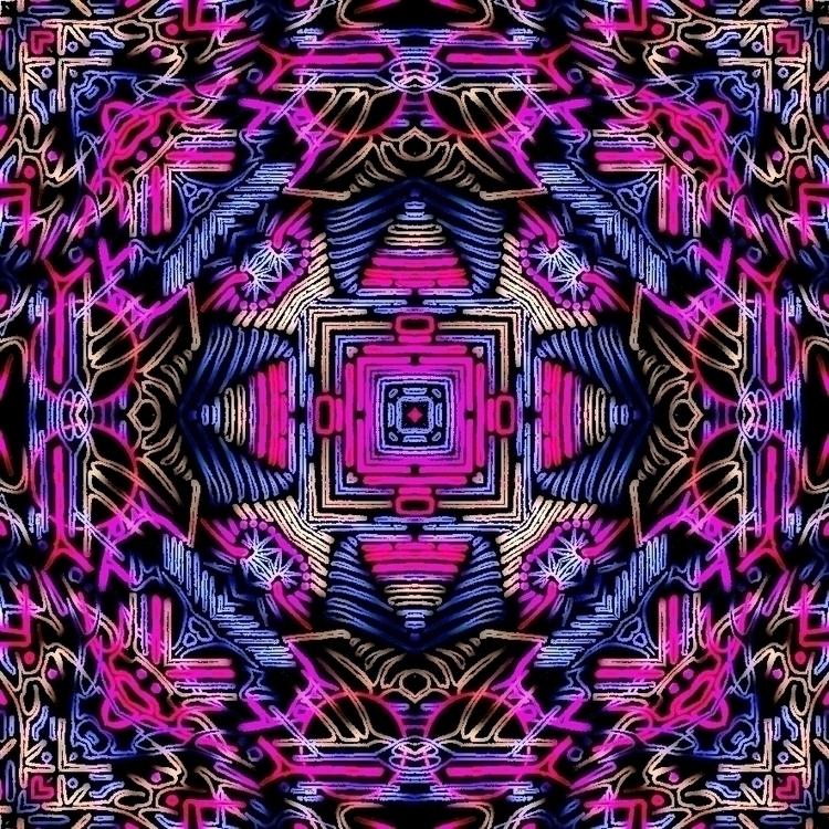 Abs - illustration, #abstract - cheechwiz   ello