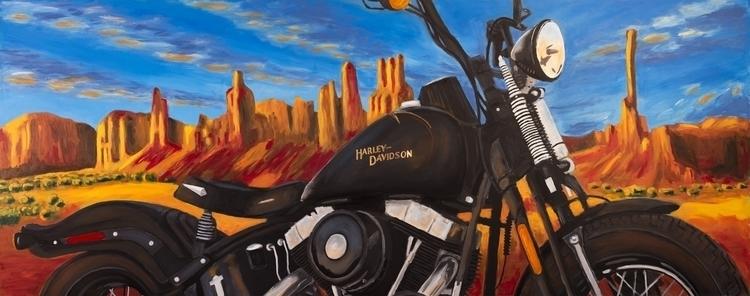 Ride Harley Davidson Monument V - jl_colton | ello
