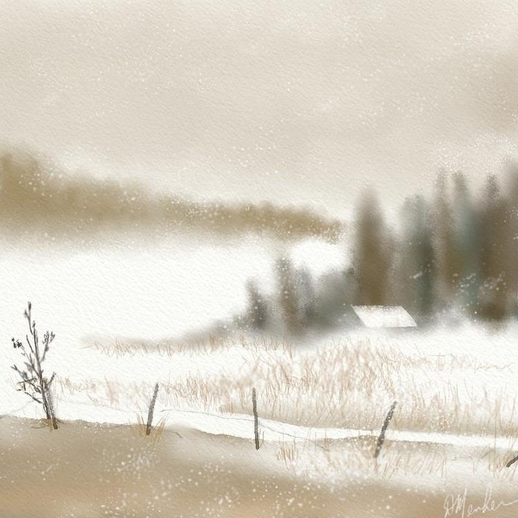 Watercolor Artrage. wanted imit - dmerchen | ello