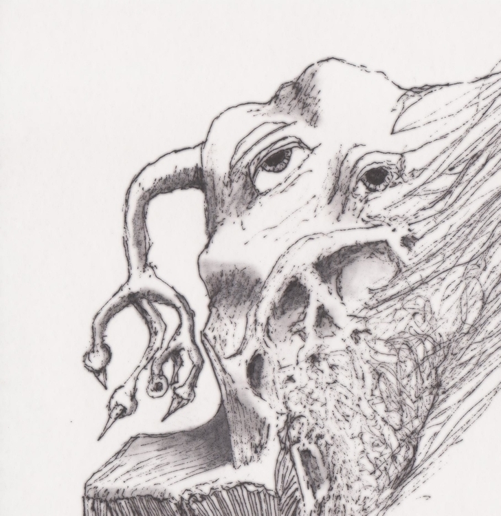 Carl - #critter, illustration, #pens - cheechwiz | ello