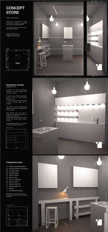 CONCEPT STORE Based Exhibition  - itemlab | ello