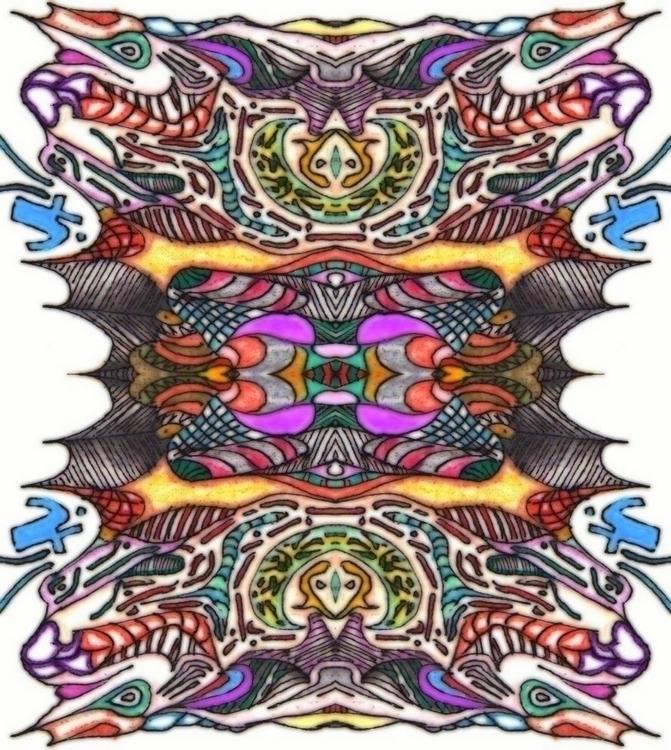 Rt - #abstract, illustration, conceptart - cheechwiz | ello