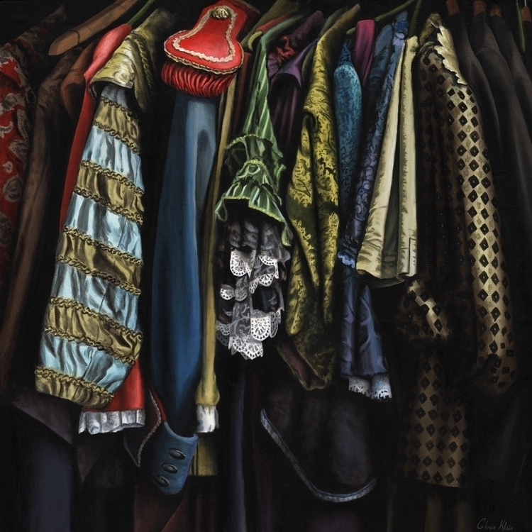 Costumes Stratford Warehouse 06 - chrisklein | ello