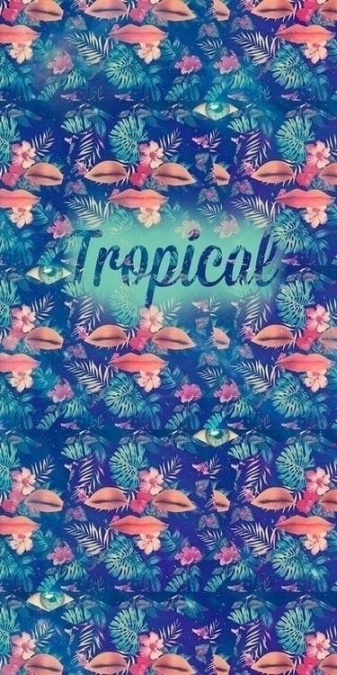 Ttopical - tropical, exotic, texture - alexiacas | ello
