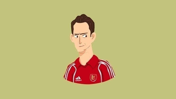 England Hockey Player 1 - illustration - ajitvaidya | ello