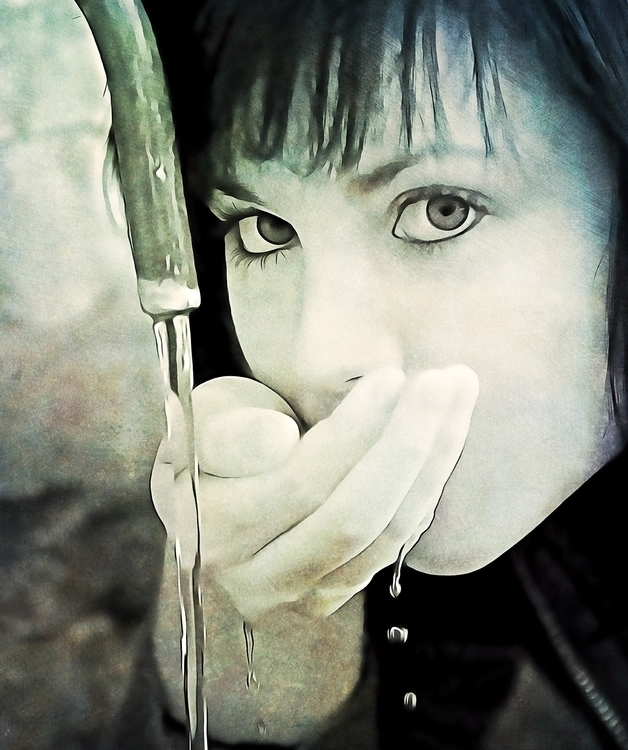 Ramona - photography, photoshop - pierocefaloni | ello