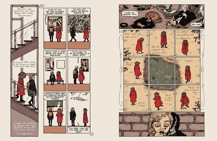 comics - meedean | ello