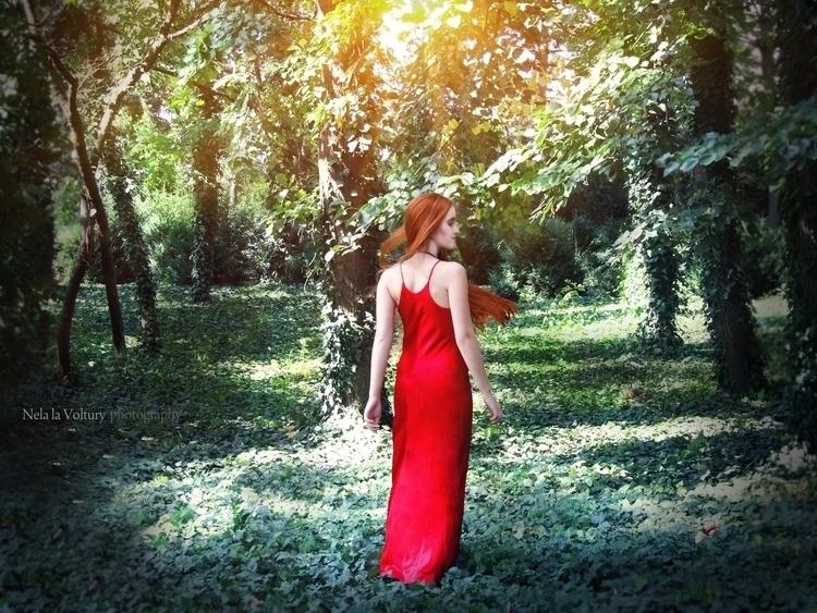 Model: Kristýna Š?astná Photo,  - nelagriminelli_art | ello