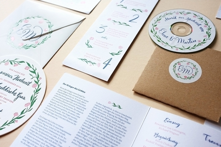 wedding print products letterin - marion-1392   ello
