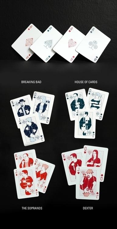 custom designed playing card de - marion-1392   ello