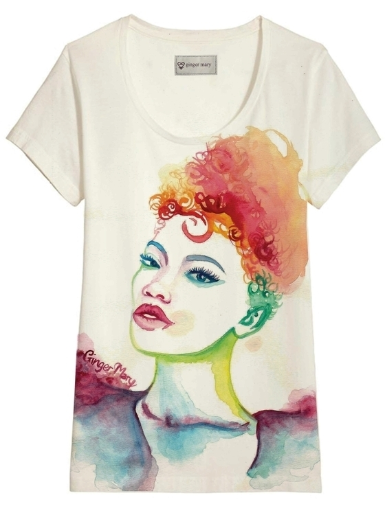 Graphic textile designs - illustration - sheree-3254 | ello