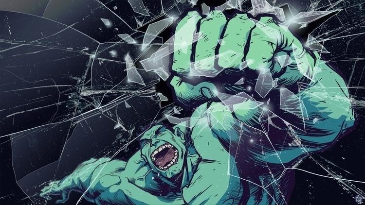 Hulk Smash Kris Miklos - hulk - krismiklos | ello