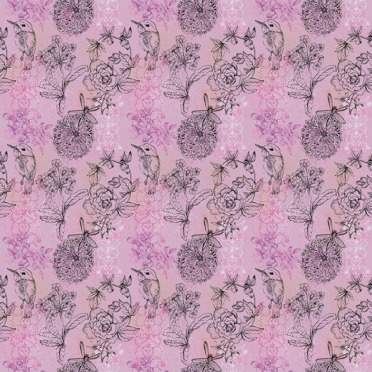 Ancient Love - pattern, surfacepattern - cibelle-7505 | ello